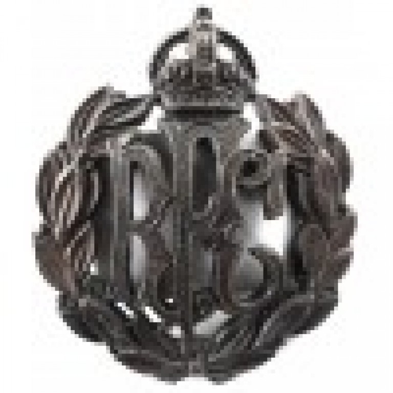Royal Flying Corps Officers Bronze